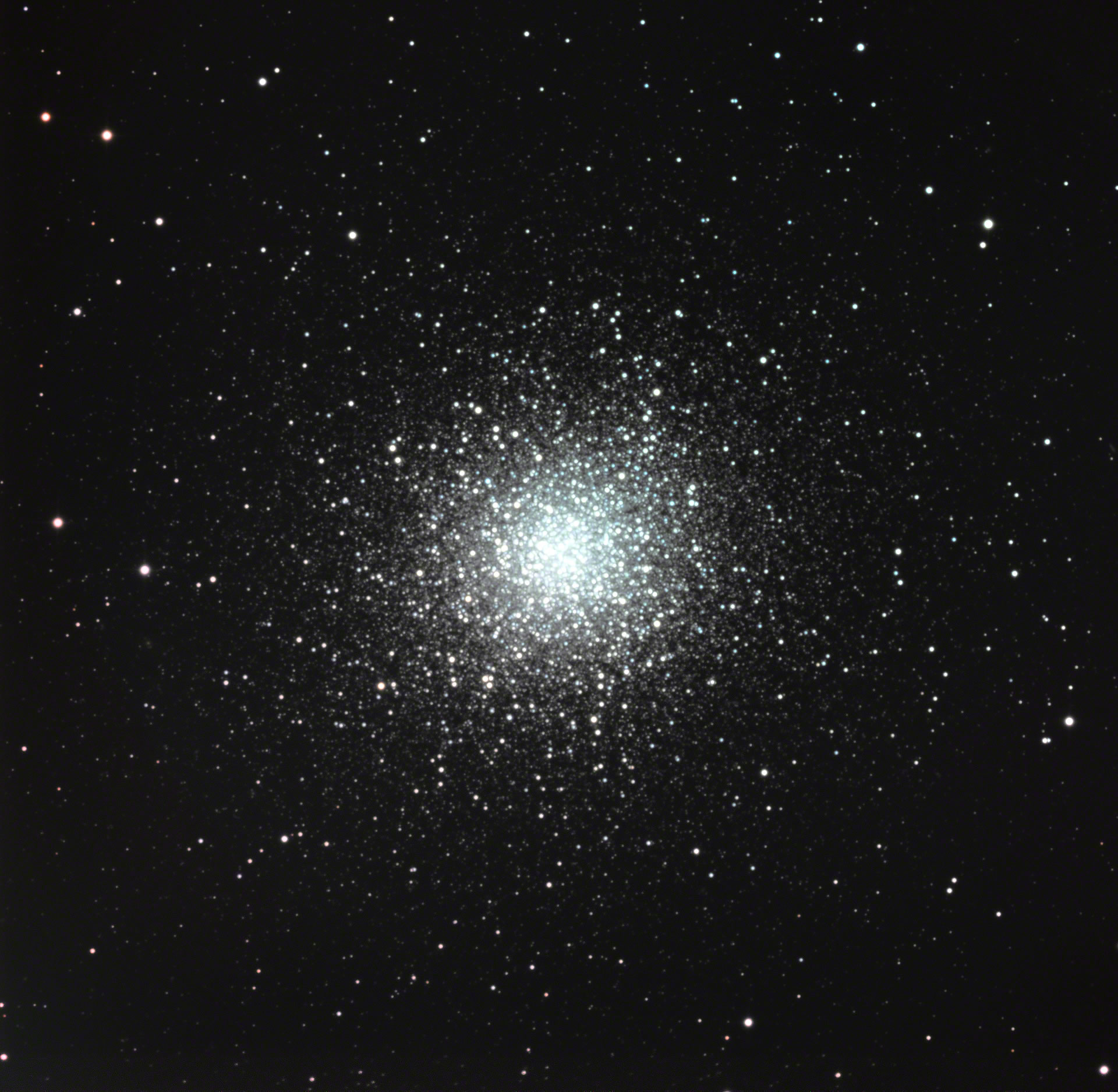Messier 13; Great Hercules Cluster